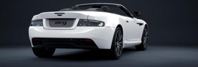 Codename 004 -- DB9 Carbon White VOLANTE 64