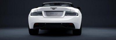 Codename 004 -- DB9 Carbon White VOLANTE 68