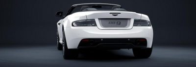 Codename 004 -- DB9 Carbon White VOLANTE 71