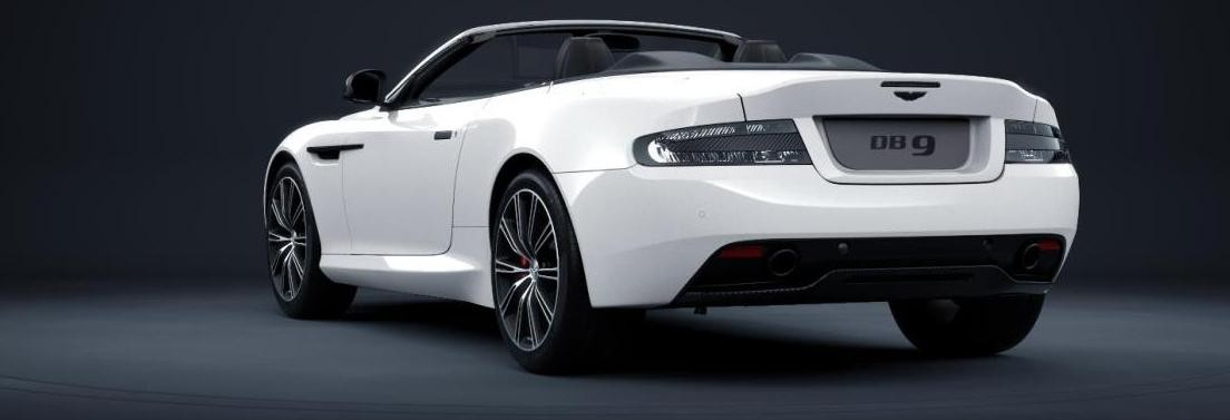 Codename 004 -- DB9 Carbon White VOLANTE 75
