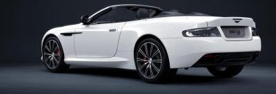 Codename 004 -- DB9 Carbon White VOLANTE 79