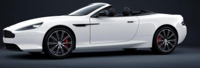 Codename 004 -- DB9 Carbon White VOLANTE 8