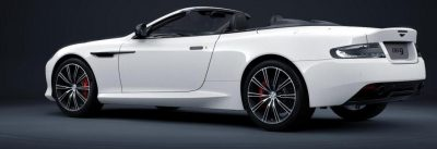 Codename 004 -- DB9 Carbon White VOLANTE 82