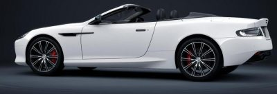 Codename 004 -- DB9 Carbon White VOLANTE 86