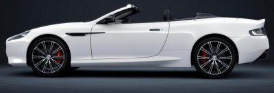 Codename 004 -- DB9 Carbon White VOLANTE 90