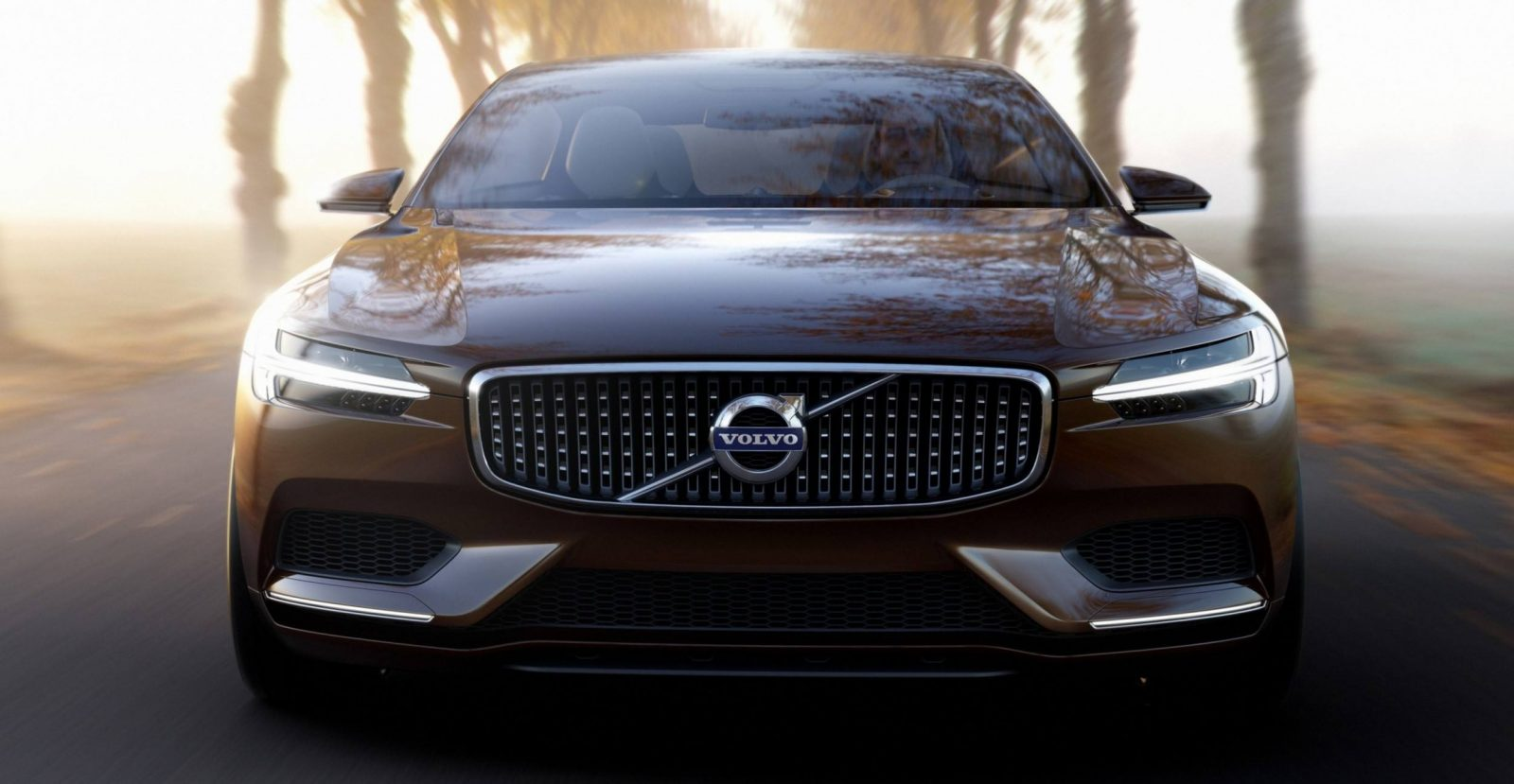 Concept Estate Confirms It! Volvo's New Design Lead Th