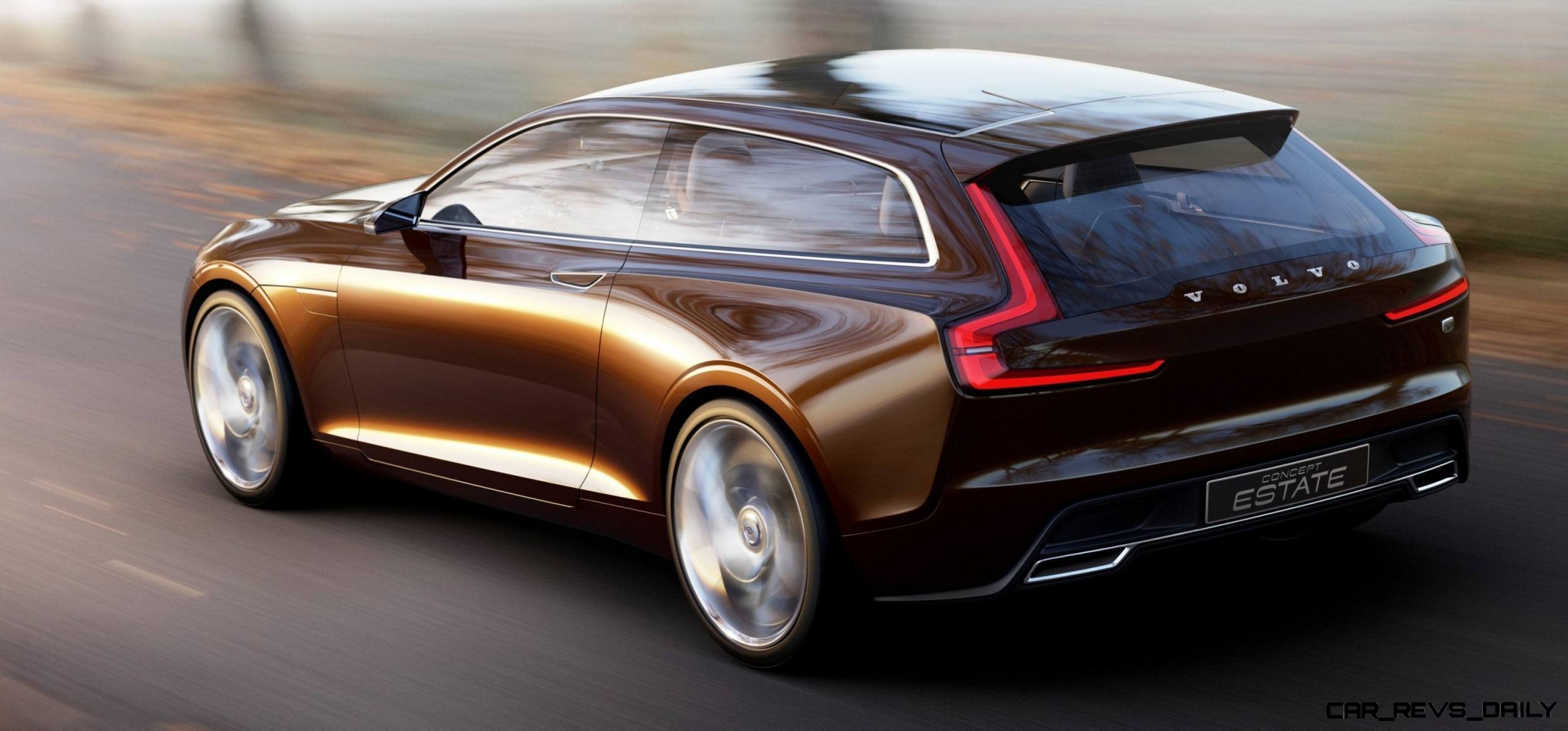 Concept Estate Confirms It! Volvo's New Design Lead Th. Ingenlath Should Be Sweden's Man of the Year 12
