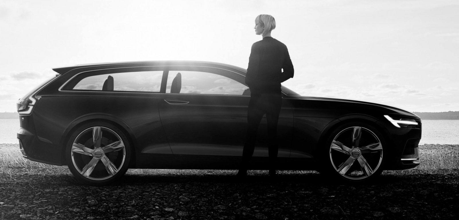 Concept Estate Confirms It! Volvo's New Design Lead Th