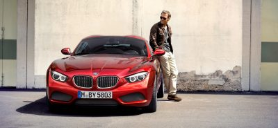 Concept Flashback - 2012 BMW Zagato Z4 Roadster and Coupe 10