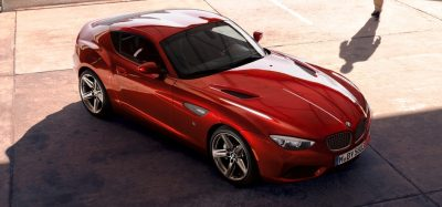 Concept Flashback - 2012 BMW Zagato Z4 Roadster and Coupe 14