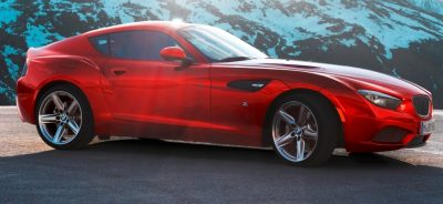 Concept Flashback - 2012 BMW Zagato Z4 Roadster and Coupe 17