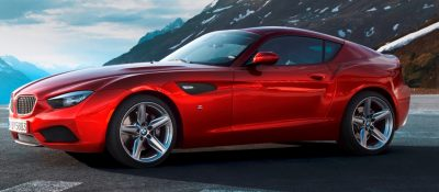 Concept Flashback - 2012 BMW Zagato Z4 Roadster and Coupe 20