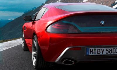 Concept Flashback - 2012 BMW Zagato Z4 Roadster and Coupe 21