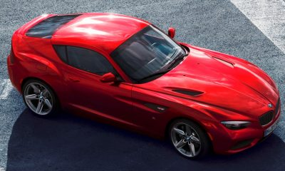 Concept Flashback - 2012 BMW Zagato Z4 Roadster and Coupe 22