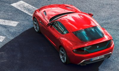 Concept Flashback - 2012 BMW Zagato Z4 Roadster and Coupe 23