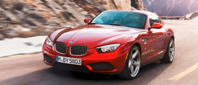 Concept Flashback - 2012 BMW Zagato Z4 Roadster and Coupe 25
