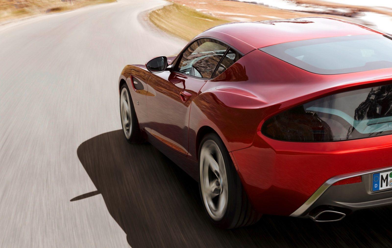 2012 Bmw Zagato Roadster Concept (48 Images) - New HD Car Wallpaper