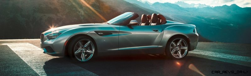 Concept Flashback - 2012 BMW Zagato Z4 Roadster and Coupe 34