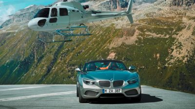 Concept Flashback - 2012 BMW Zagato Z4 Roadster and Coupe 37