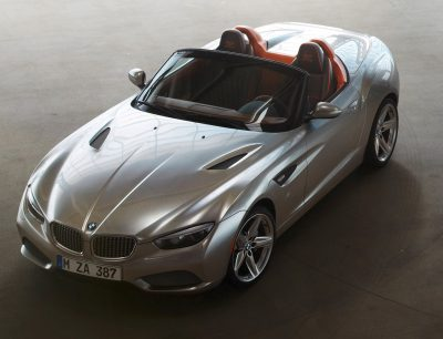 Concept Flashback - 2012 BMW Zagato Z4 Roadster and Coupe 40