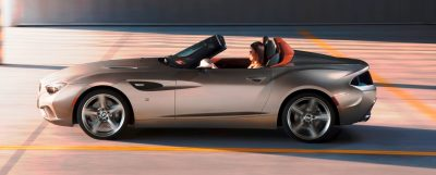 Concept Flashback - 2012 BMW Zagato Z4 Roadster and Coupe 41