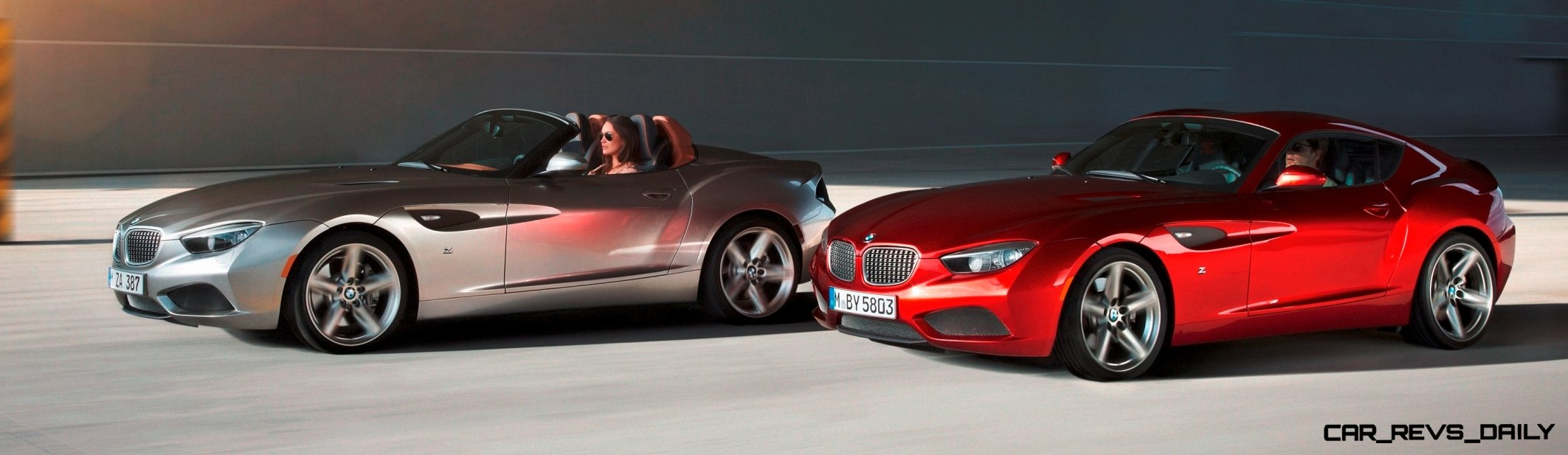 Concept flashback 2012 bmw zagato z4 roadster and coupe 42