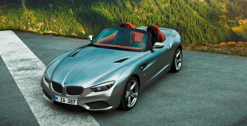 Concept Flashback - 2012 BMW Zagato Z4 Roadster and Coupe 48