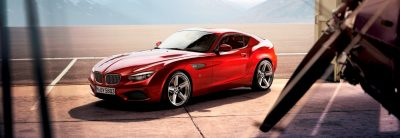Concept Flashback - 2012 BMW Zagato Z4 Roadster and Coupe 5