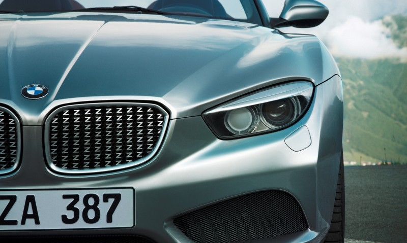 Concept Flashback - 2012 BMW Zagato Z4 Roadster and Coupe 52