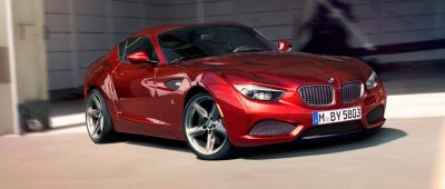 Concept Flashback - 2012 BMW Zagato Z4 Roadster and Coupe 7