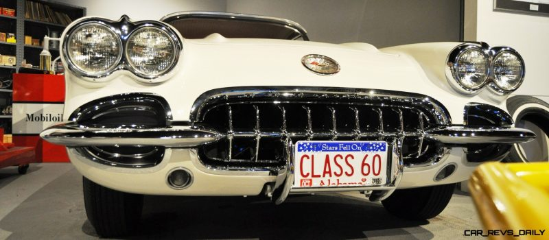 Corvette Museum Photo Tour -- The C1, C2 and C3 Generations in 83 High-Res Photos 35