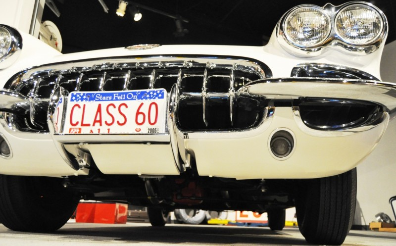 Corvette Museum Photo Tour -- The C1, C2 and C3 Generations in 83 High-Res Photos 37