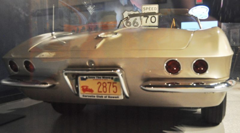 Corvette Museum Photo Tour -- The C1, C2 and C3 Generations in 83 High-Res Photos 46