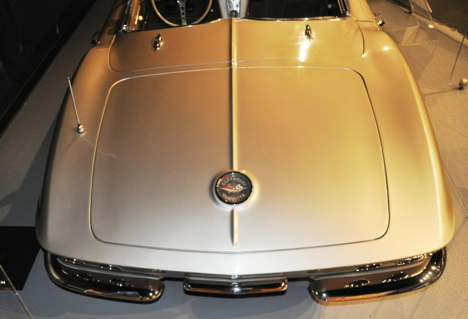 Corvette Museum Photo Tour -- The C1, C2 and C3 Generations in 83 High-Res Photos 48
