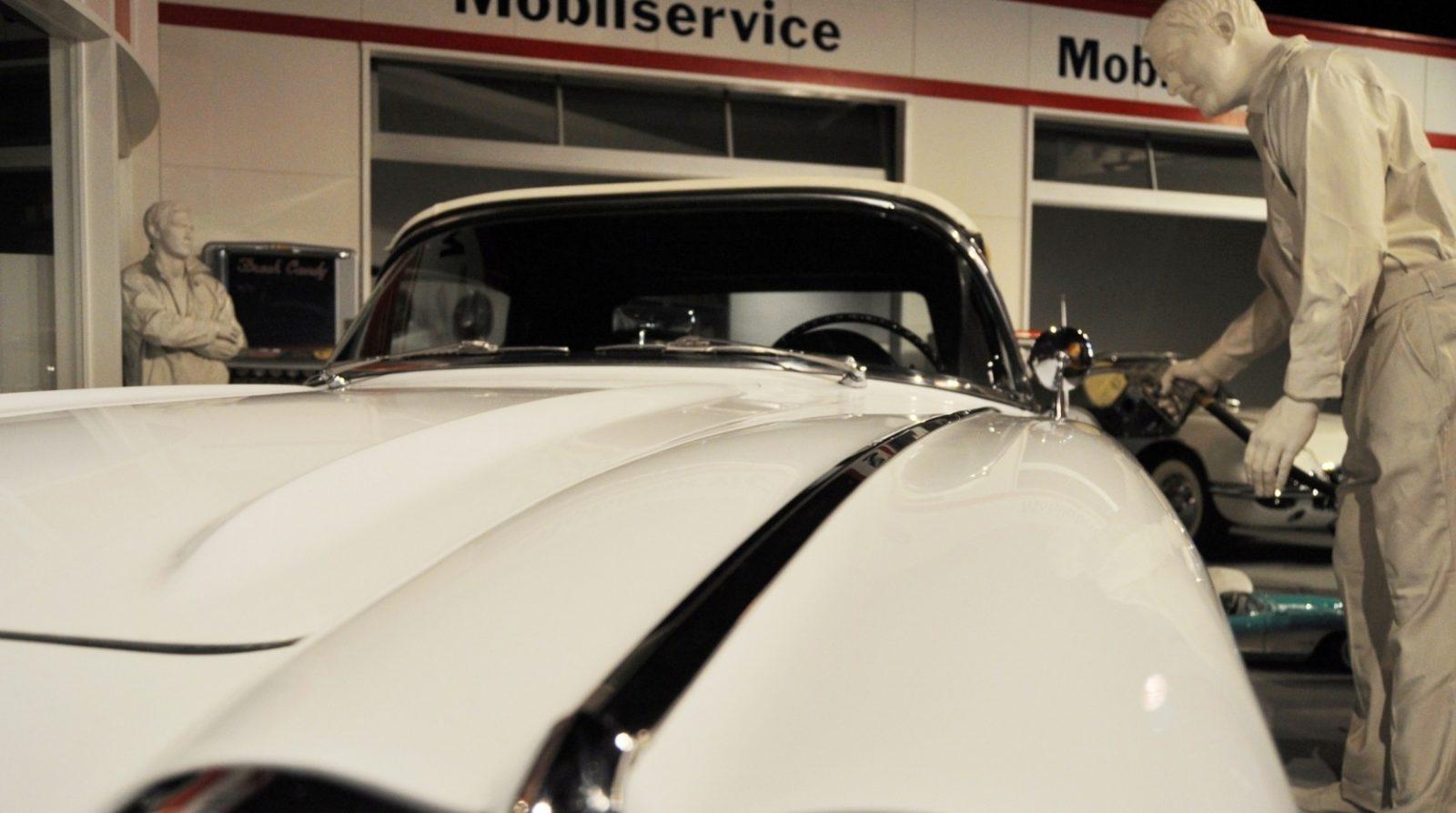 Corvette Museum Photo Tour -- The C1, C2 and C3 Generations in 83 High-Res Photos 60