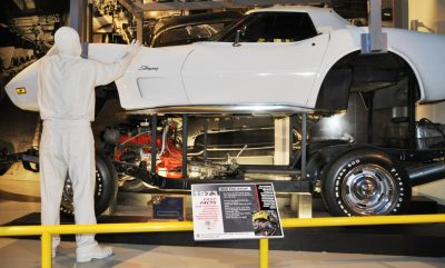 Corvette Museum Photo Tour -- The C1, C2 and C3 Generations in 83 High-Res Photos 62