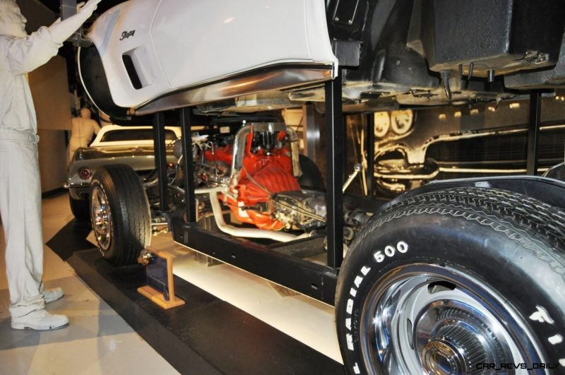 Corvette Museum Photo Tour -- The C1, C2 and C3 Generations in 83 High-Res Photos 63