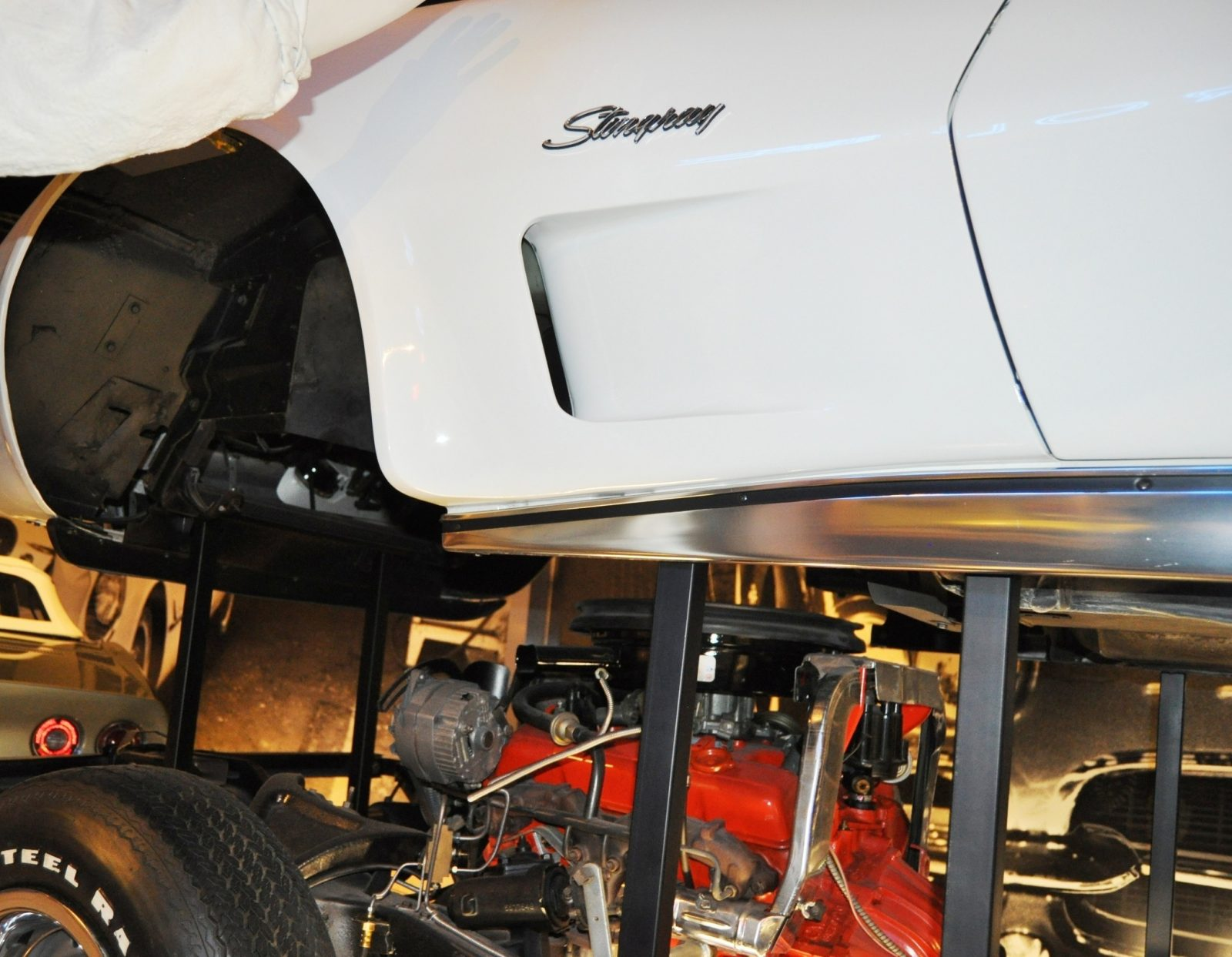 Corvette Museum Photo Tour -- The C1, C2 and C3 Generations in 83 High-Res Photos 67