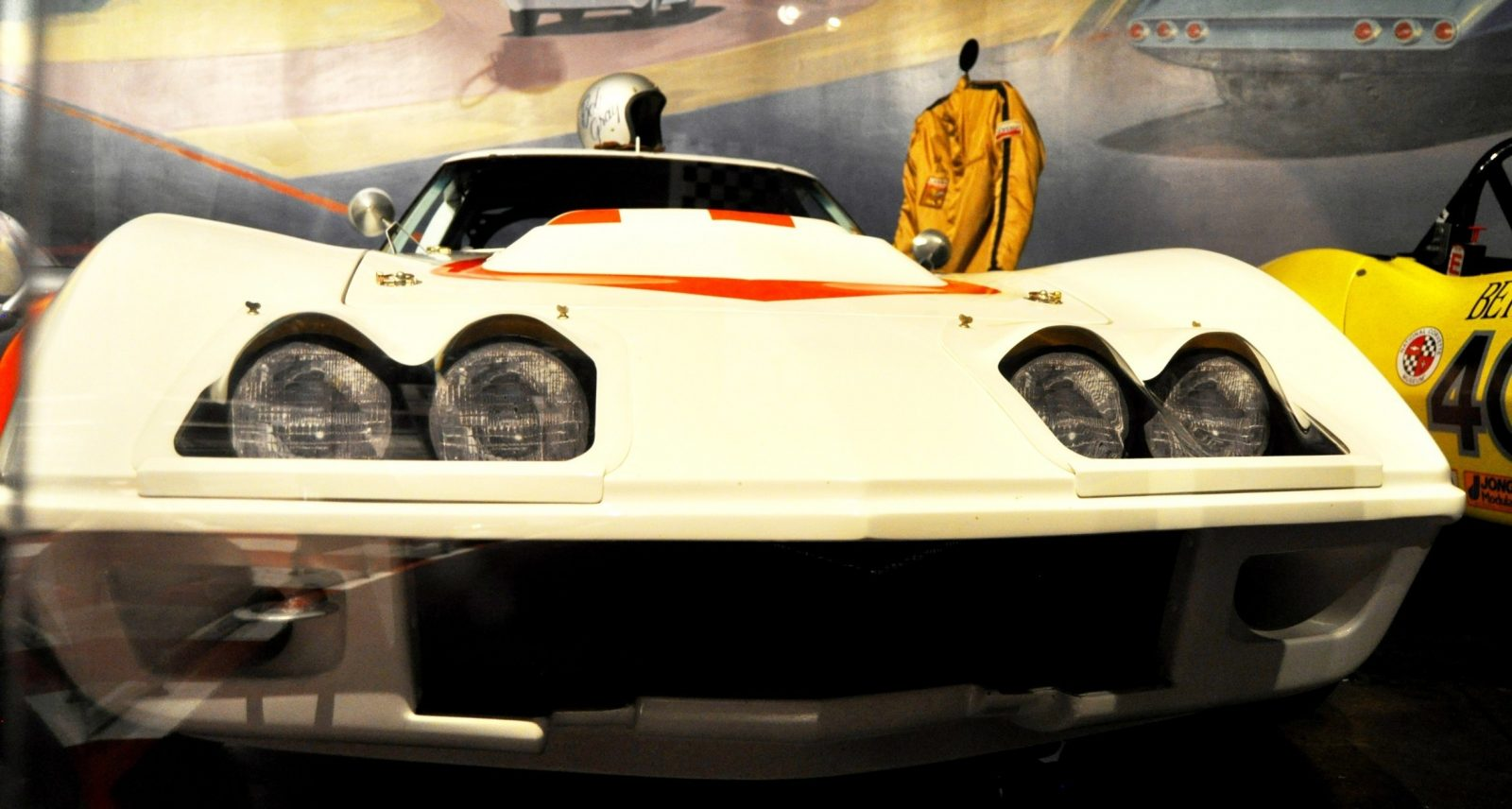 Corvette Museum -- The Racecars! 58 High-Res Photos -- Plus NCM Motorsports Park A High-Speed Dream 12