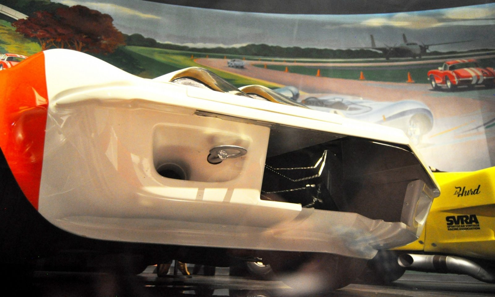Corvette Museum -- The Racecars! 58 High-Res Photos -- Plus NCM Motorsports Park A High-Speed Dream 13