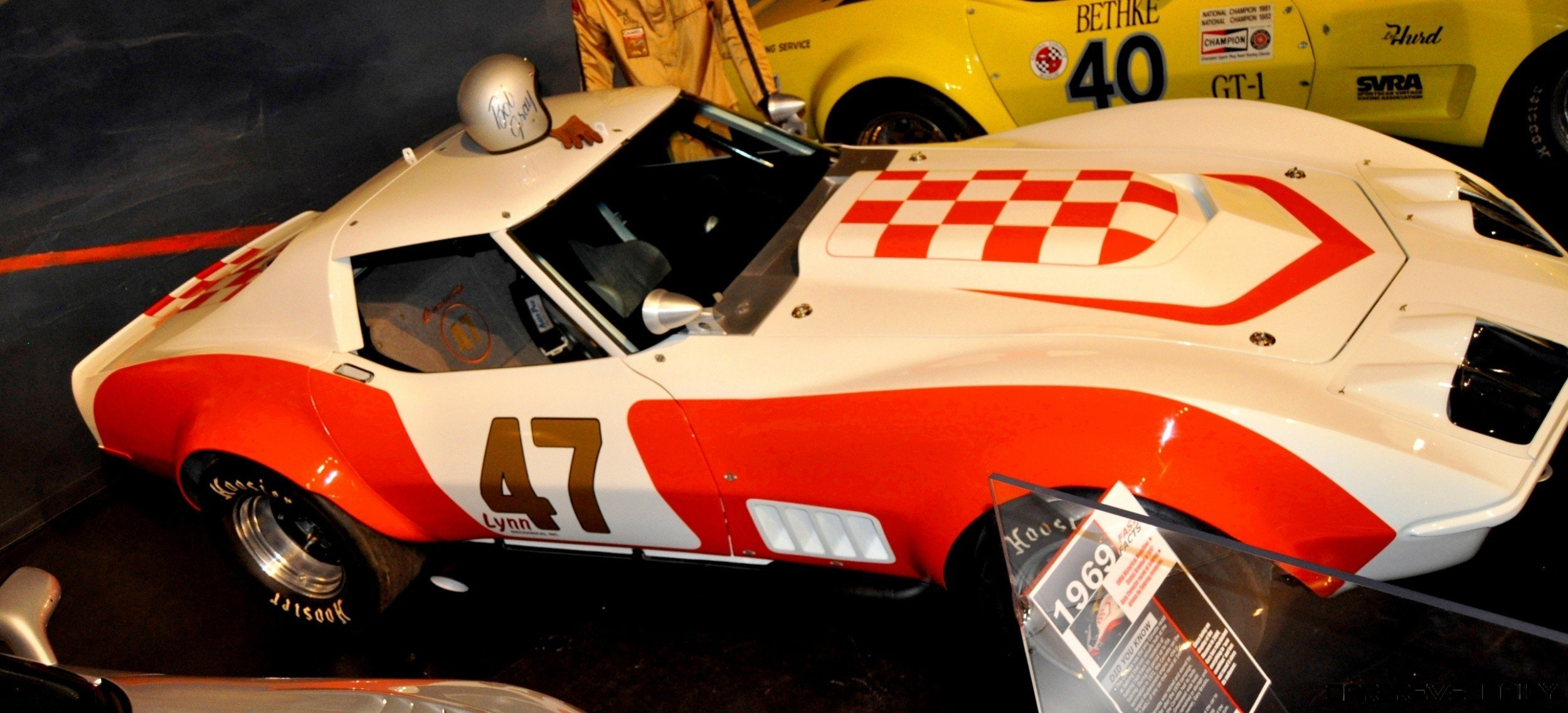 Corvette Museum -- The Racecars! 58 High-Res Photos -- Plus NCM Motorsports Park A High-Speed Dream 18