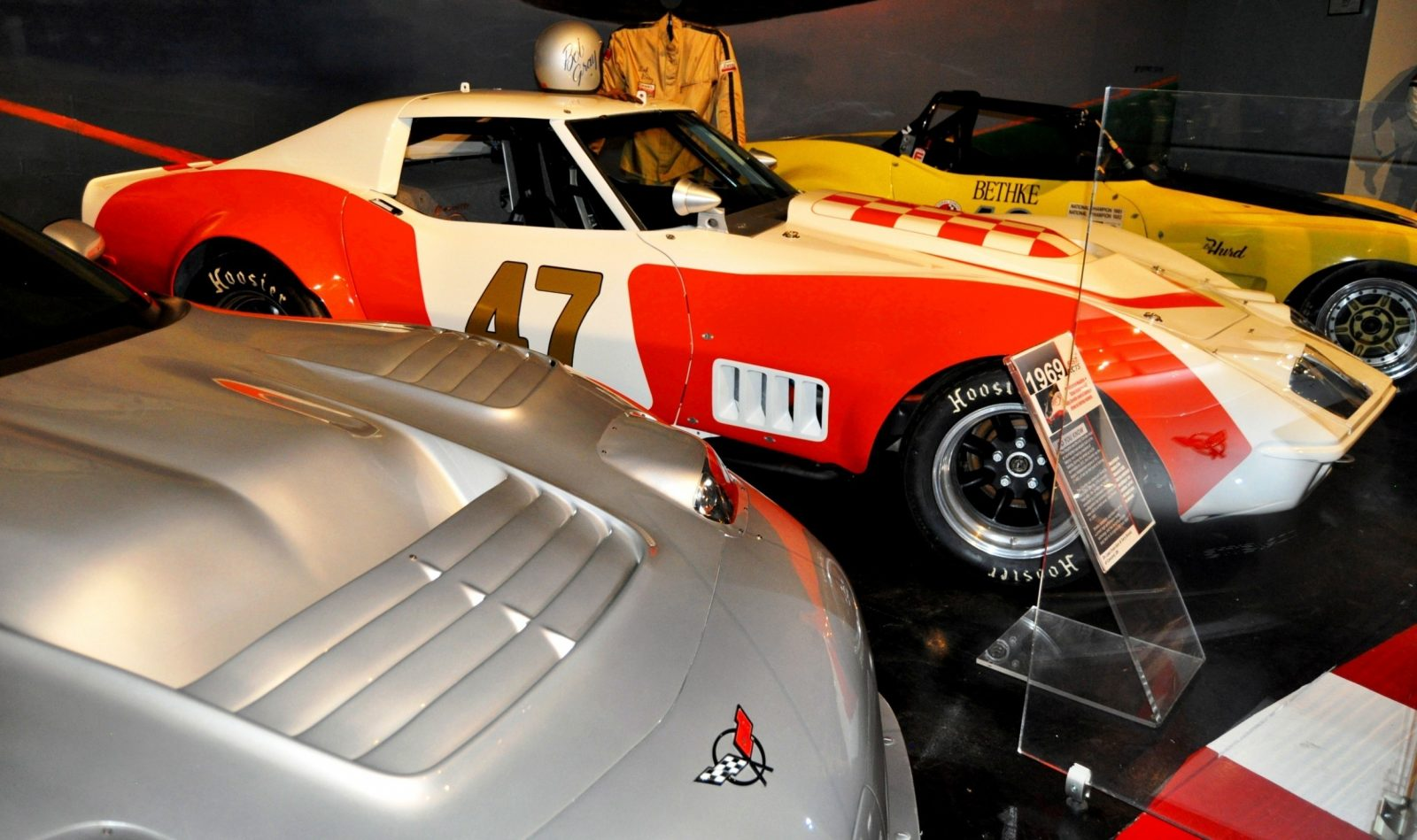 Corvette Museum -- The Racecars! 58 High-Res Photos -- Plus NCM Motorsports Park A High-Speed Dream 19
