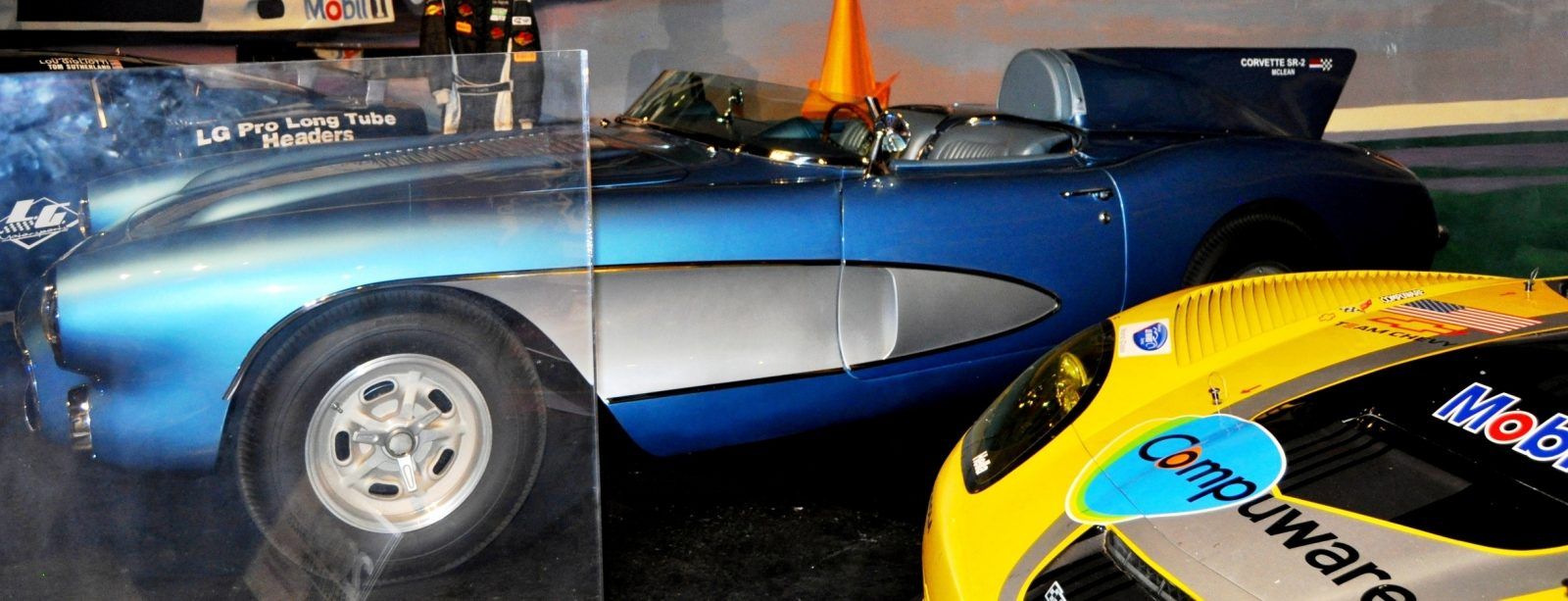 Corvette Museum -- The Racecars! 58 High-Res Photos -- Plus NCM Motorsports Park A High-Speed Dream 41