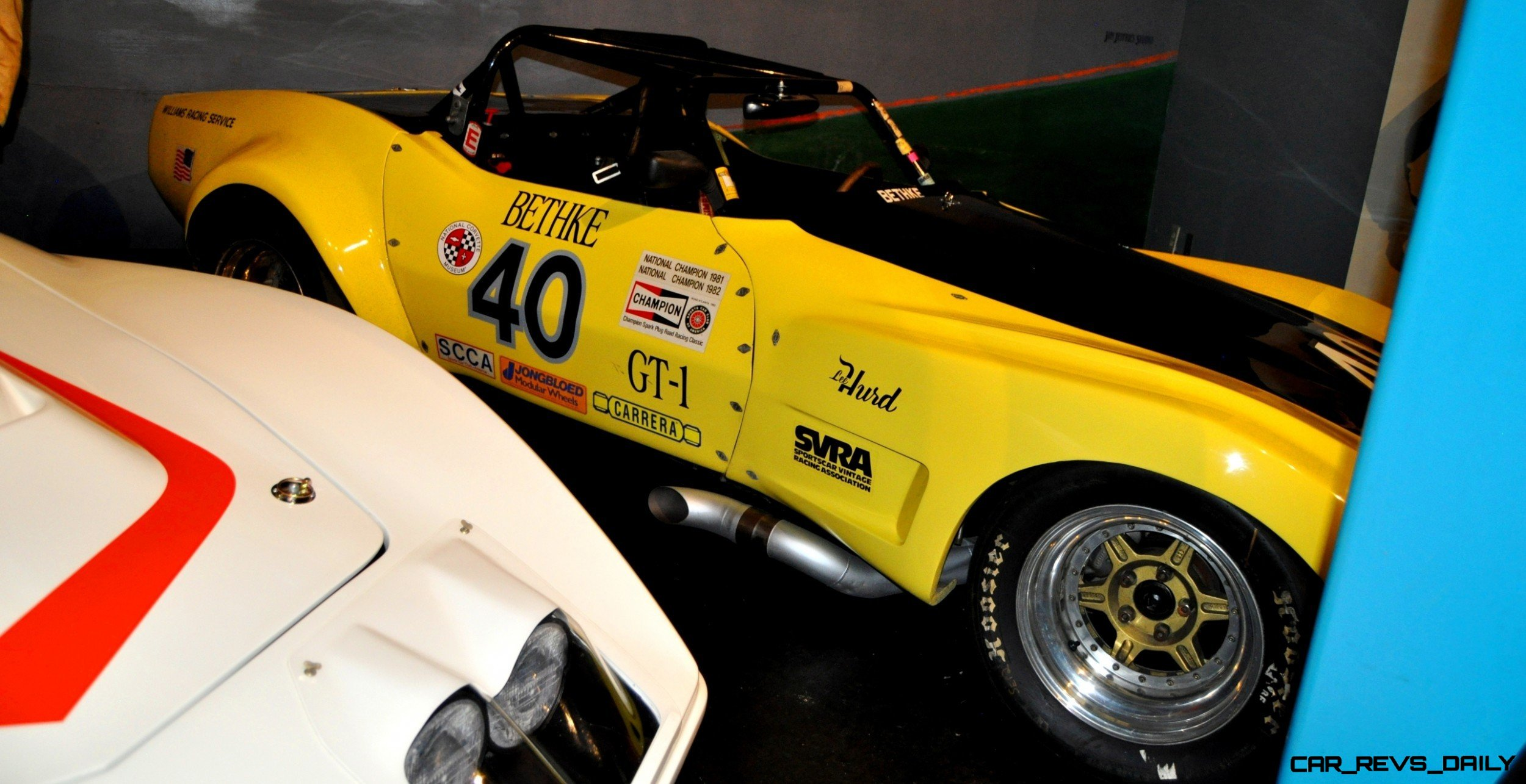 Corvette Museum -- The Racecars! 58 High-Res Photos -- Plus NCM Motorsports Park A High-Speed Dream 6