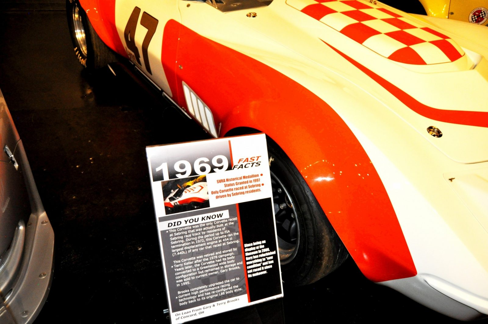 Corvette Museum -- The Racecars! 58 High-Res Photos -- Plus NCM Motorsports Park A High-Speed Dream 7