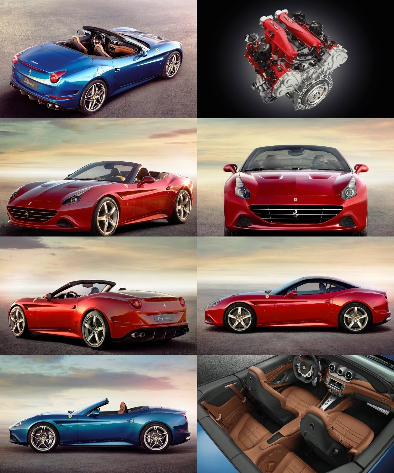 Ferrari Goes Turbo -- Geneva-bound California T Cabrio Packing 577Lb-Ft of Hissing Boost 12