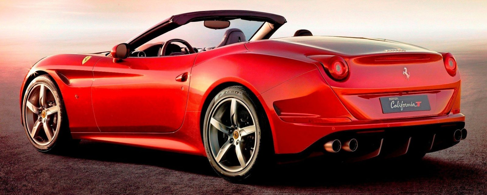 Ferrari Goes Turbo -- Geneva-bound California T Cabrio Packing 577Lb-Ft of Hissing Boost 5