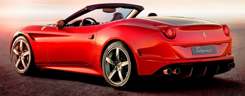 Ferrari Goes Turbo -- Geneva-bound California T Cabrio Packing 577Lb-Ft of Hissing Boost 6