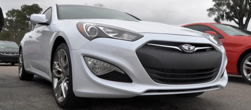 Hyundai Genesis Coupe 3.8 Track Pack  17