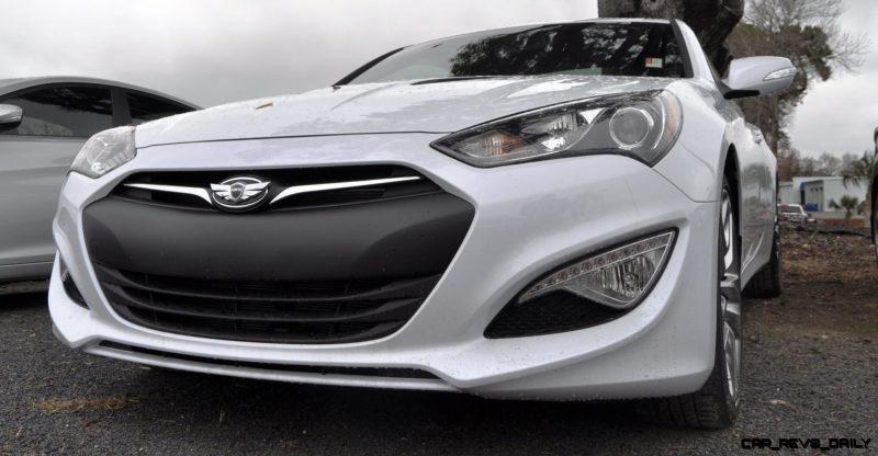 Hyundai Genesis Coupe 3.8 Track Pack  7